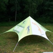 Tent STAR Double 50m²