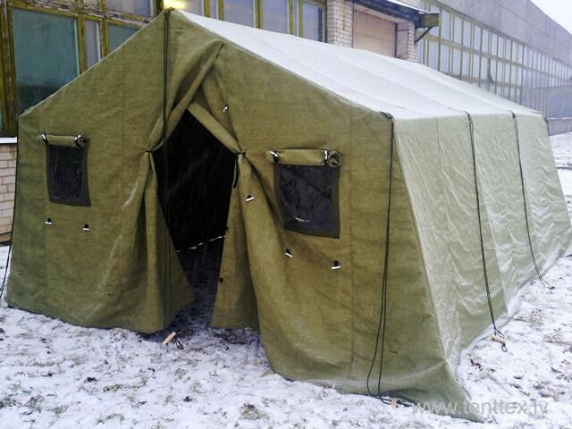 telts armijas NBS Cēsis