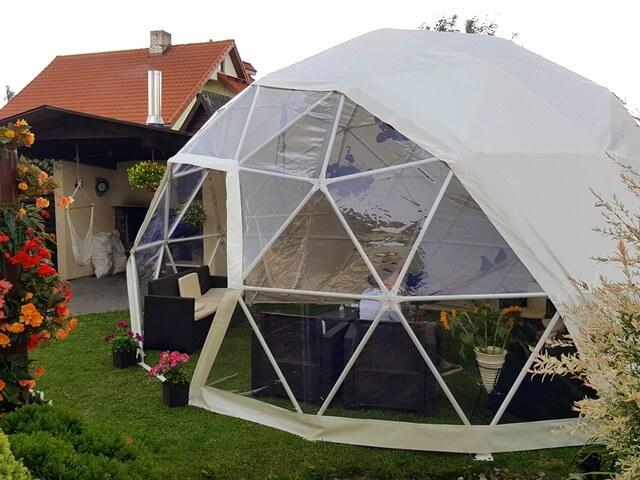 Kupola telts noma