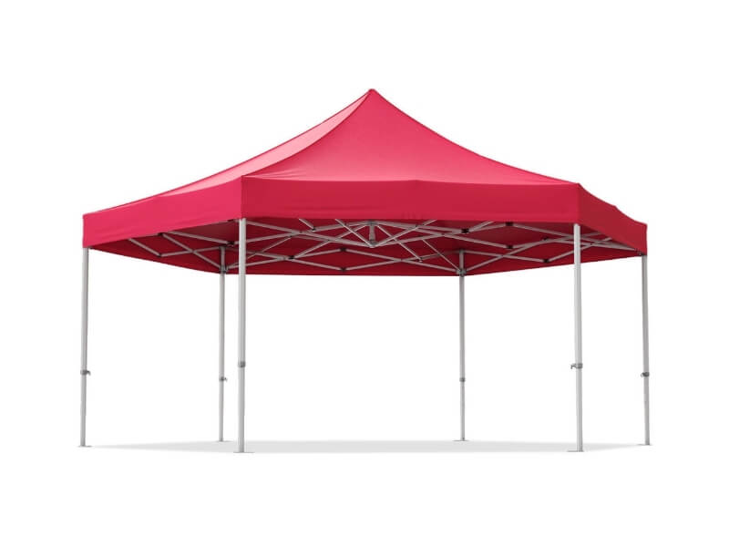 Telts PopUp 6st 5,80x5,80