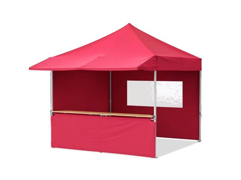 Telts PopUp ar jumtiņu 3x3