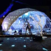 D6 kupols telts Liepāja 2019
