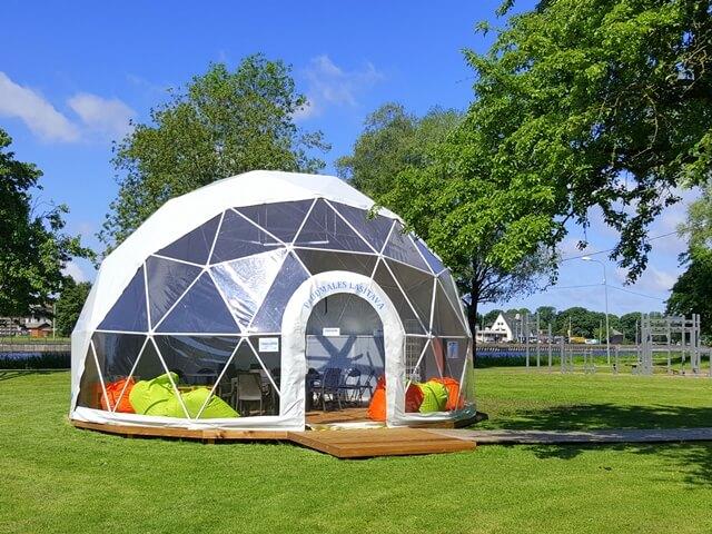 D8 Kupola telts RCB